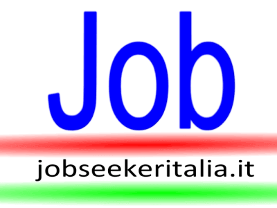 Logo JOB SEEKER ITALIA