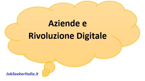 Aziende e rivoluzione digitale