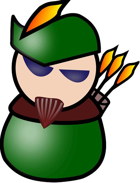 Robin Hood fumetto