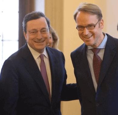 Draghi ha di nuovo salvato l'Europa, senza Mr Nein.