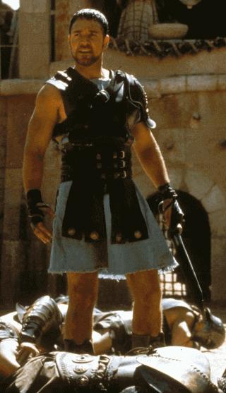 Il gladiatore nell'arena screenshot miniatura